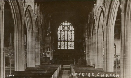 Lancashire,%20Ormskirk%20Church%20Interior