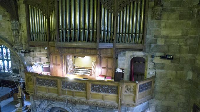 Organ Loft 1