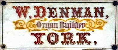 Denman Maker's Plate